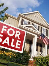 The number of local home sales rose in July.