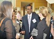 Anand Ponnuswamy with Corbus LLC.