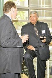 Raj Soin, chairman of Soin International.