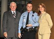 40 Under 40 winner Christopher Pawleski with the Dayton Police Department.