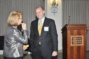 DBJ Publisher Carol Clark talks with Jason Evans of Corbus LLC