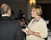Janet Smith with Corbus