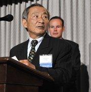 Kyozaburo Takagi with Fukuvi USA