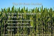 24. Olney Bancshares Of Texas, Inc.