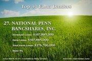27. National Penn Bancshares, Inc.