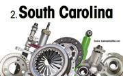 South Carolina is the No. 2 strongest auto state.