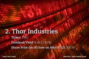 2. Thor Industries