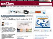 3. Top 25 Oddball Interview Questions for 2013