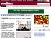 3. DBJ names 2013 Best Places to Work winners