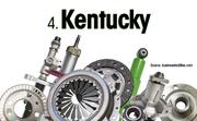 Kentucky is the No. 4 strongest auto state.