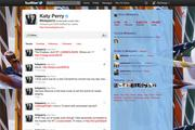Katy Perry is No. 4 with 8,823,714 followers.