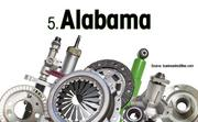 Alabama is the No. 5 strongest auto state.