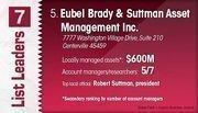Eubel Brady & Suttman Asset Management Inc. is the No. 5 Dayton-area money management firm.