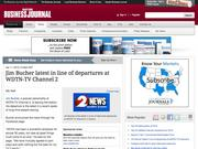 5. Jim Bucher latest in line of departures at WDTN-TV Channel 2