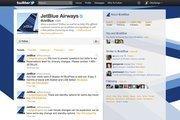 No. 5 — JetBlue Airways (1.64 million followers)