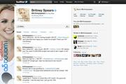Britney Spears is No. 5 with 8,770,688 followers.