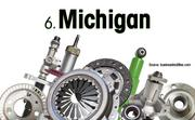 Michigan is the No. 6 strongest auto state.