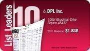 DPL Inc. is the No. 6 Dayton-area company.