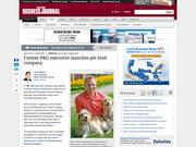 6. Former P&G executive launches pet food company