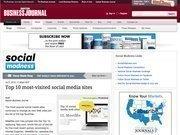 6. Top 10 most-visited social media sites