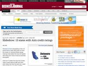 6. Slideshow: 13 states with AAA credit ratings
