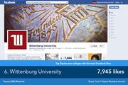 With frequent updates about music programs, athletics, and activities, Wittenberg University's Facebook page is a guide to what to do on campus.