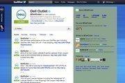 No. 7 — Dell (1.58 million followers)