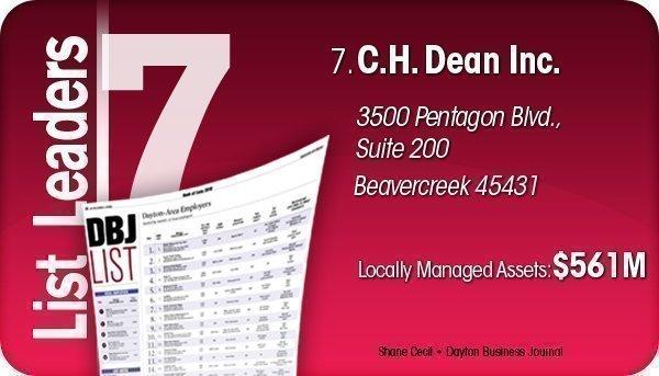 dayton s top 7 money management firms dayton business journal