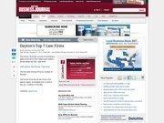 7. Dayton's Top 7 Law Firms