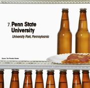 Penn State University is the No. 7 party school.