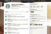 No. 6 — Starbucks Corp. (1.59 million followers)