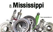 Mississippi is the No. 8 strongest auto state.