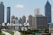 8. Atlanta, GA