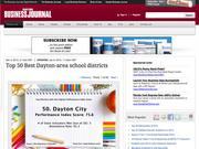 8. Top 50 Best Dayton-area school districts by performance scores slideshow