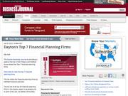 8. Dayton's Top 7 Financial Planning Firms