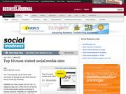 8. Top 10 most-visited social media sites
