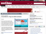8. Top 25 safest airlines