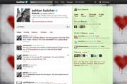 Ashton Kutcher is No. 8 with 7,315,423 followers.