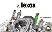 Texas is the No. 9 strongest auto state.