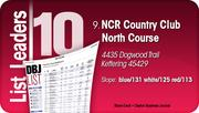 NCR Country Club North Course is the No. 9 Dayton-area Private Golf Course.
