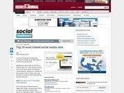 9. Top 10 most-visited social media sites