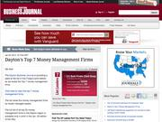 9. Dayton's Top 7 Money Management Firms
