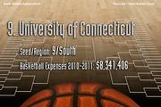 9. University of Connecticut