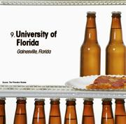 University of Florida is the No. 9 party school.