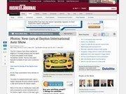 9. Photos: New cars at Dayton International Auto Show