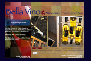 Bella Vino Wine Merchants & Bar