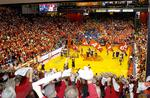 NCAA First Four games festivities set for Dayton