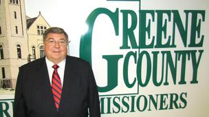 Bob GlaserBob Glaser has been elected to the Greene County Commission.