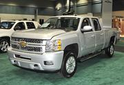 "No. 12 — General Motors. Nameplates: Buick, Cadillac, Chevrolet, GMC, Overall score: 56. Consumer Reports says: ""Newer models perform well ... but some were unreliable."" Pictured: The Chevrolet Silverado."
