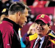 Dan Snyder, a Potomac resident and owner of the Washington Redskins, has a net worth of $1.1 billion.